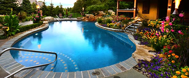 Our Pool Designs fit your lifestyle
