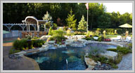 Custom Pools and Landscape by Black Ckeek Canyon