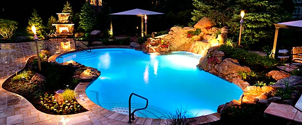 We design your pool around your specific wants and needs